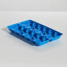 12 Pocket Oyster Tray Blue