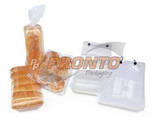 Plain Plastic French Stick Bag HDPE