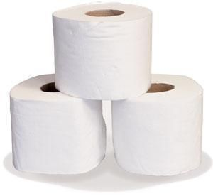 Premium 2Ply 400Sh Toilet Paper (Virgin Tissue)