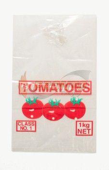 Plastic Bag 1Kg Tomato