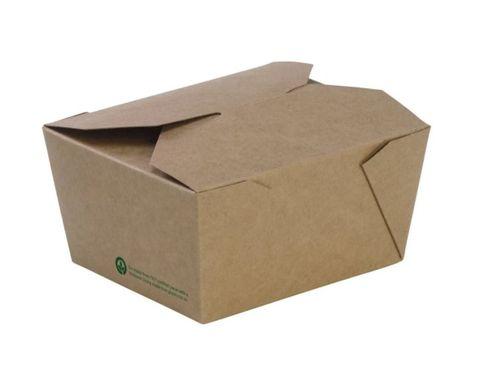 Small Lunch Box Kraft 110 x 28 x 27mm