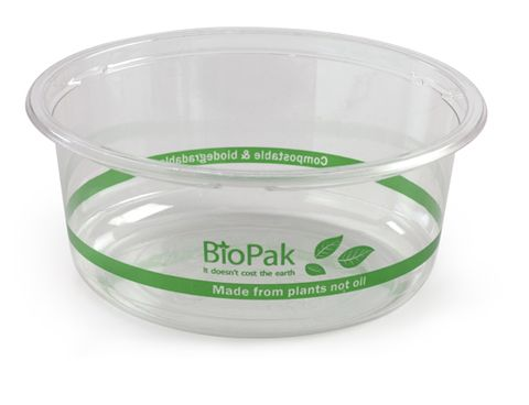 360ml Bio Degradable Deli Bowl