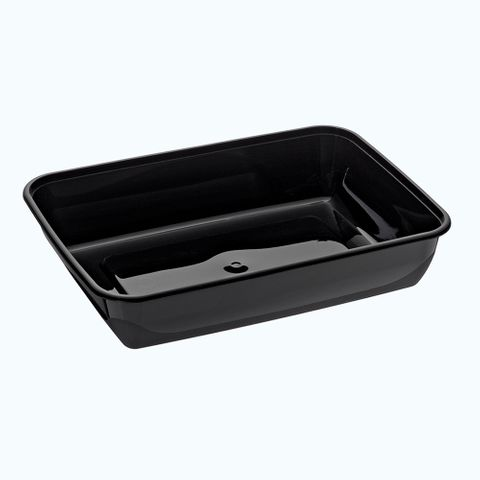 Rectangle Container 500 Black
