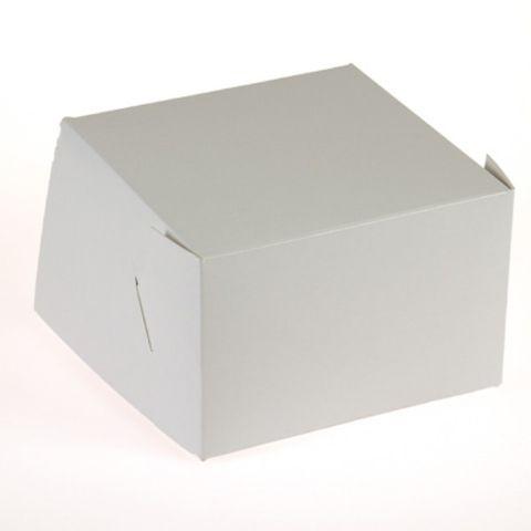 Cake Box 10 x 10 x 6 - 255 x 255 x 155mm