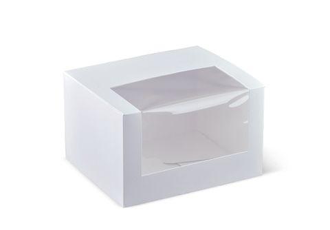 """Window Patisserie Box Long 5"""""""