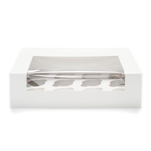 6 Cupcake Window Box