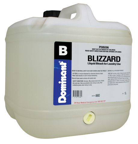 Blizzard Automachine Liquid - 15 Litres