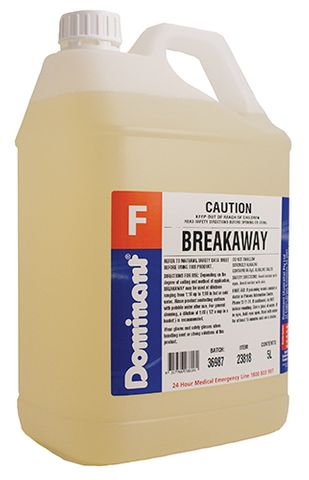 Kitchen Breakaway (Degreaser) -  5 Litres