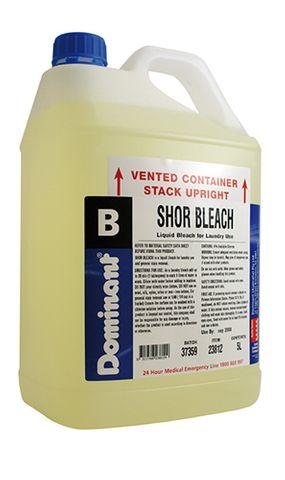 Liquid Shor Bleach -5 Litres