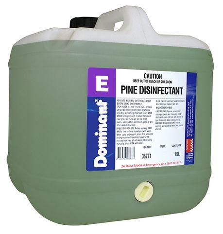 Pine Disinfectant & Sanitiser 15lt