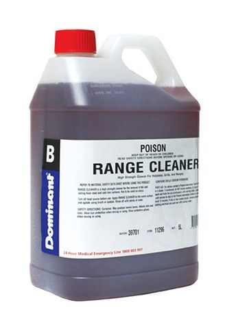 Range Oven & Grill Cleaner - 5 Litres