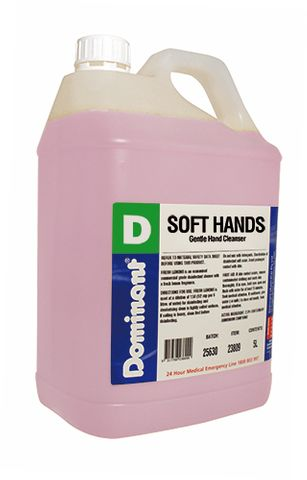Soft Hands Liquid Hand Soap 5Ltr