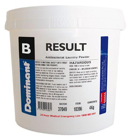 Result Automachine Powder 4kg