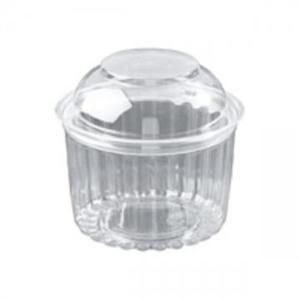 Food Bowl 16 oz Dome Lid