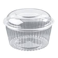 Food Bowl 48oz Dome Lid