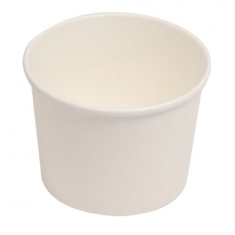 Paper Cup 3oz Icecream Tub