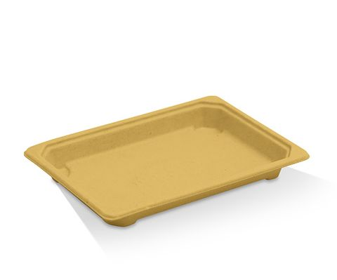 Bamboo Sushi Tray Large 184 x 128 x 20 mm