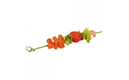 Bamboo Knotted Skewer 150mm