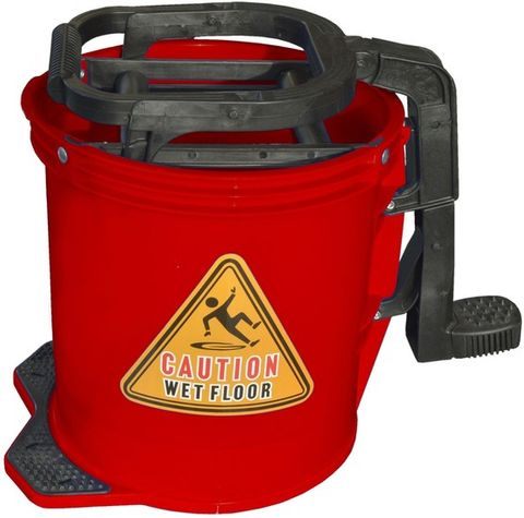 Mop Bucket With (Metal)Casters