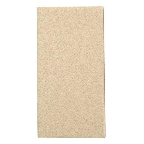 2Ply Napkins Dinner Recycled Brown Gt Fold