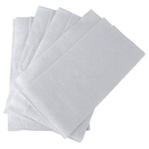 Dispenser Napkin White Compact Fold-Sleeve