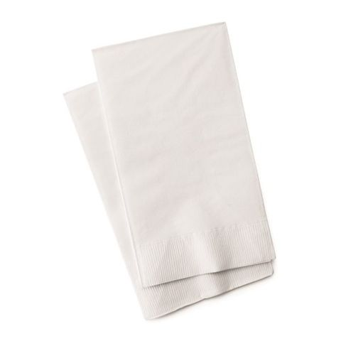 2Ply Napkins Luncheon White GT Fold - Carton