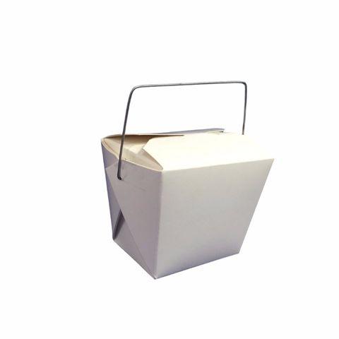 Noodle Box 26oz With Handle- Carton