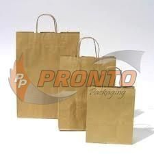 Paper Carry Bag Medium - 480 x 340 + 110 mm