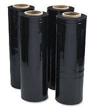 Black Pallet Wrap  23um 500mm x 383m