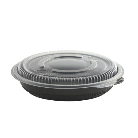"8"" Small Dome Lid To Suit Salad Bowls"