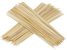 Bamboo Skewers 250 X 4Mm