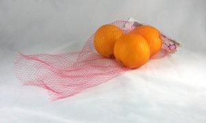 Orange Net Bags 3Kg - SLEEVES