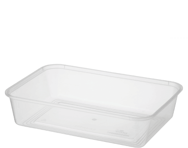 500Ml Rectangle Containers