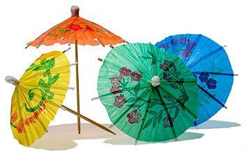 Toothpicks Parasols