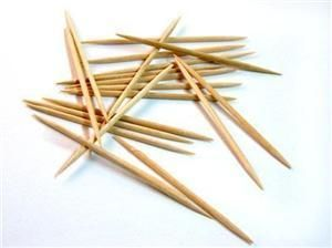 Standard Toothpick Double Ended