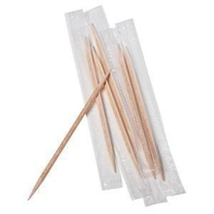 Toothpick Individually Wrapped