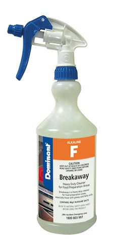 Breakaway Dispensing Bottle 750ml