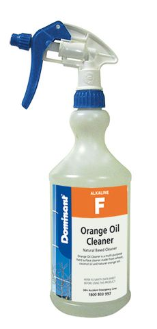 Orange Oil Dispensing Bottle 750ML