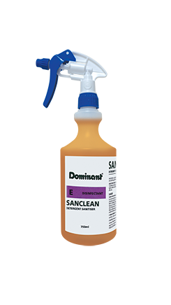 Sanclean Dispensing Bottle 750ML