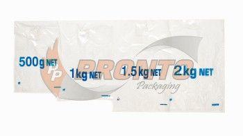 Plastic Bag 1.5 Kg Print