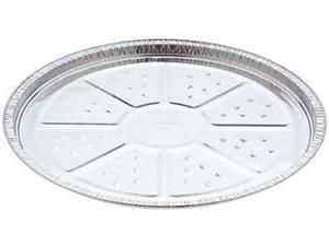 Large Pizza Foil Tray - Perforated(FC282PF) 275 x 12mm