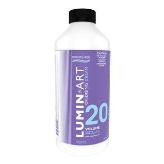 LUMINART CREAM PEROXIDE 6%