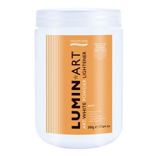 LUMINART AMMONIA/DUST FREE WHITE MINT BLE