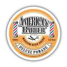 AMERICAN BARBER DELUX POMADE 100M
