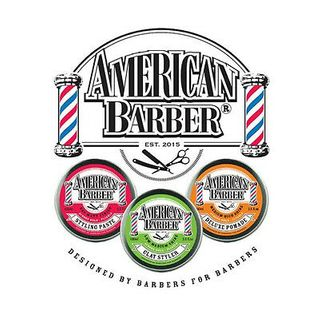 AMERICAN BARBER DELUX POMADE 50M