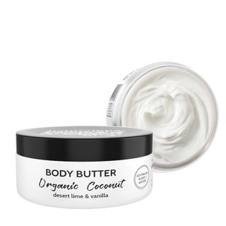 NATURAL SPA COCONUT BODY BUTTER 200G