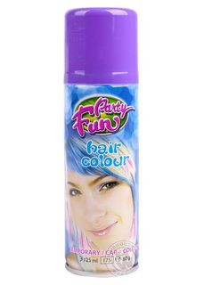 PARTY FUN PURPLE SPRAY 125ML