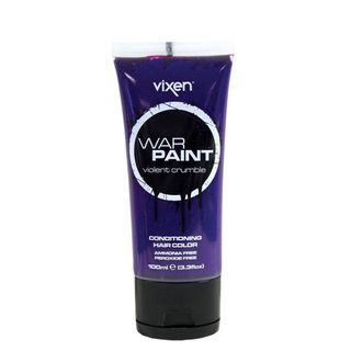 VIXEN WAR PAINT VIOLET CRUMBLE100ML