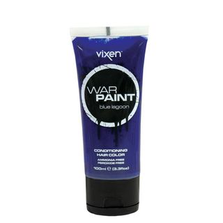 VIXON WAR PAINT BLUE LAGOON 100ML
