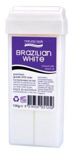 BRAZILIAN WHITE HOT WAX 1KG